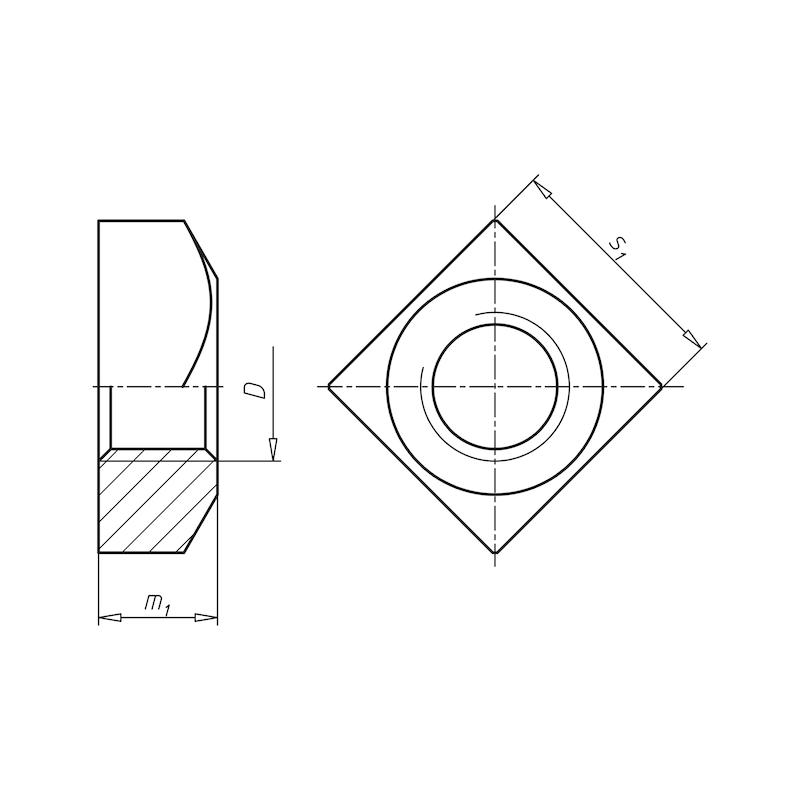 Dado quadro - 2