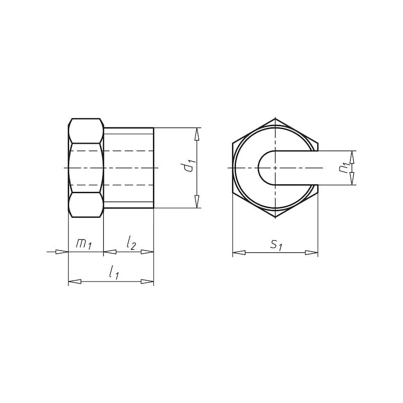 Gerüstanker für den Metallleichtbau GA - 2