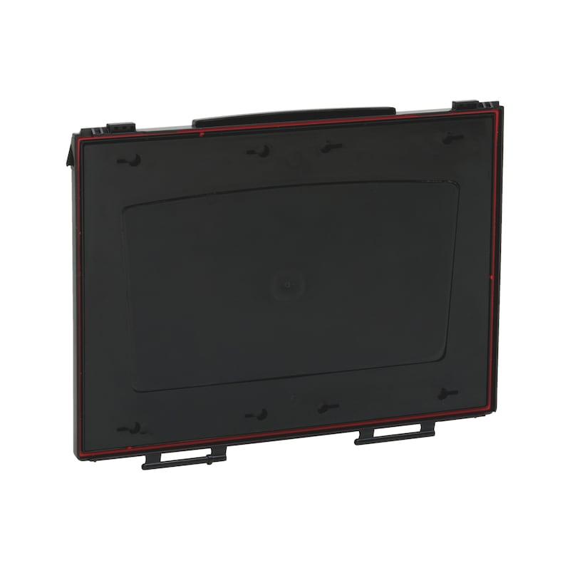 Deckel für System-Koffer - ET-DECKEL-4.4.-OPAK