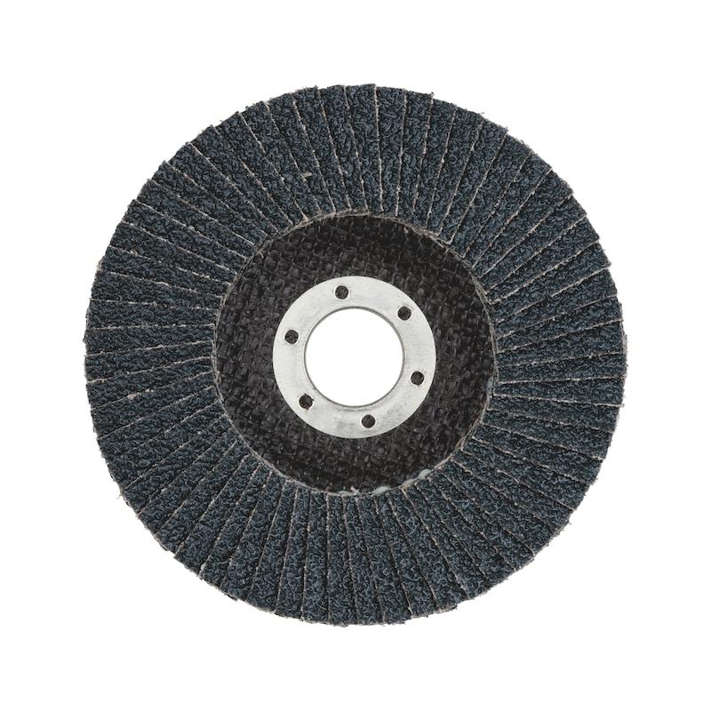 Disque à lamelles WÜRTH zirconium - DISQUE-A-LAMELLES-ZEBRA-125X22-GR60