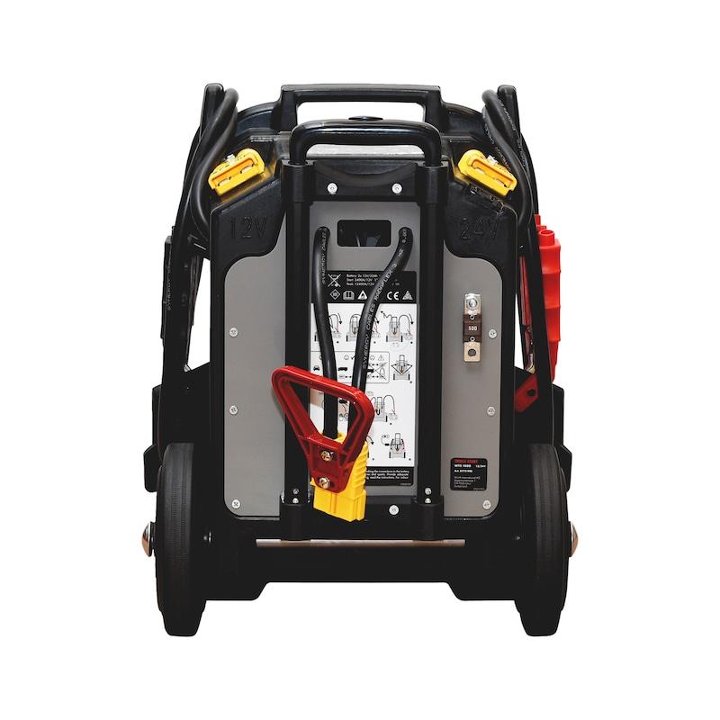 Avviatore d'emergenza HD Cargo Booster 12/24 V - 3