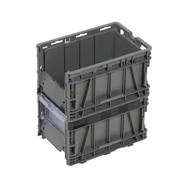 Verrasterrippe für System-Lagerbox mit Koppelfunktion W-SLB - 2