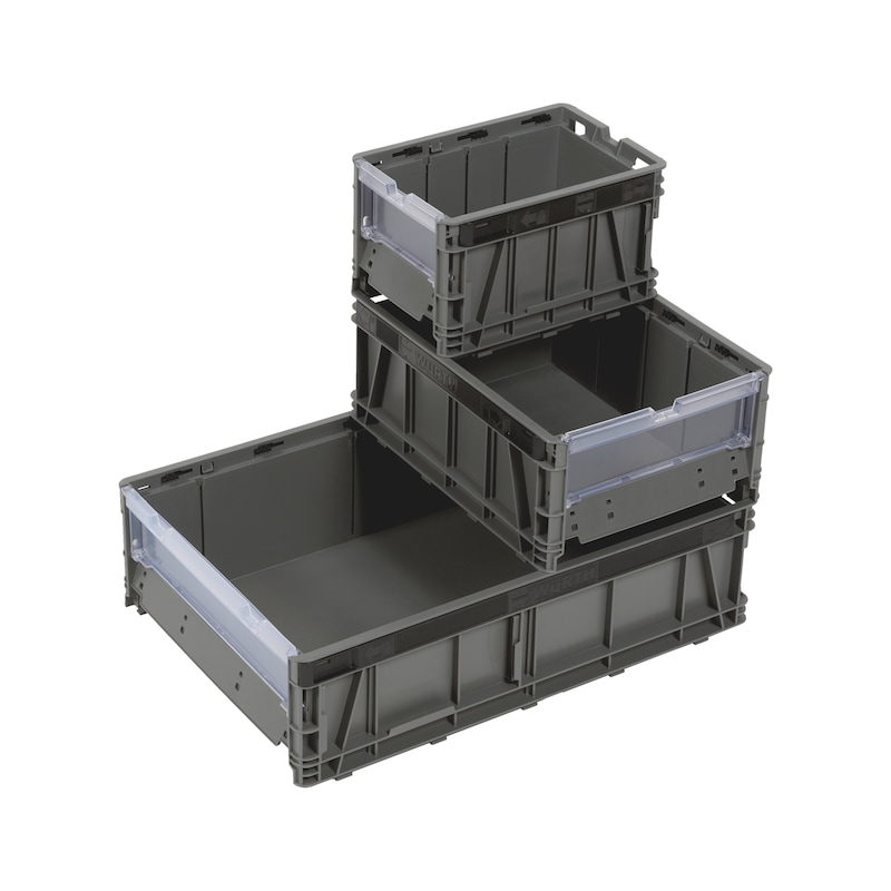 System-Lagerbox mit Koppelfunktion W-SLB - 5