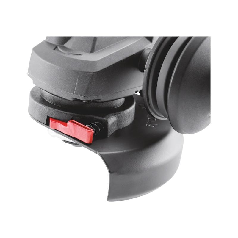 Cordless angle grinder AWS 18-125 P COMPACT M-CUBE<SUP>®</SUP> - ANGLGRIND-CORDL-(AWS18-125P COMPT)-2X5AH