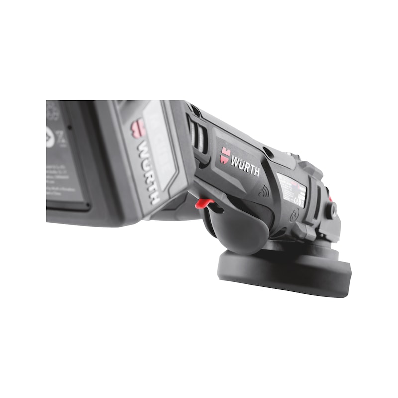 Cordless angle grinder AWS 18-125 P Compact M-CUBE<SUP>®</SUP> - 5