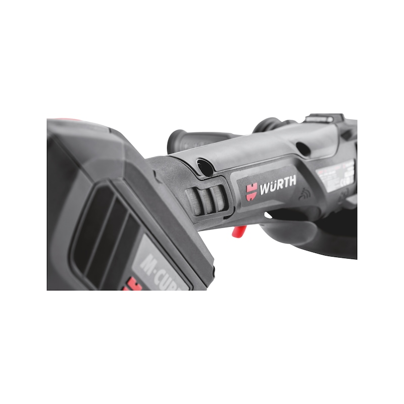 Cordless angle grinder AWS 18-125 P Compact M-CUBE<SUP>®</SUP> - 4
