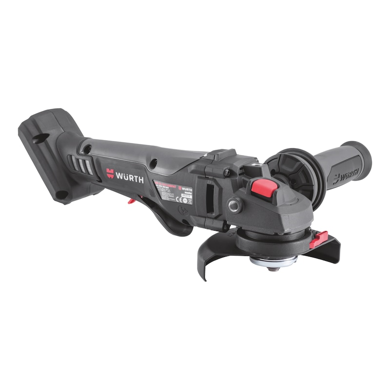 Cordless angle grinder AWS 18-125 P Compact M-CUBE<SUP>®</SUP> - ANGLGRIND-CORDL-(AWS 18-125P COMPT)-CRTN