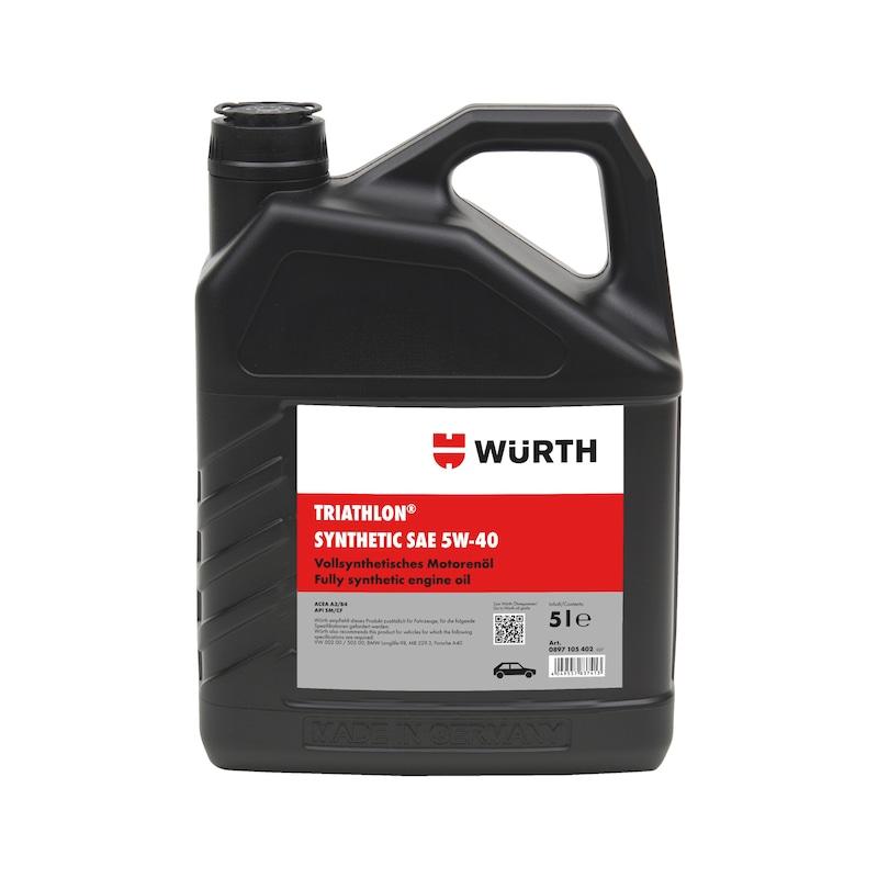 Motoröl TRIATHLON<SUP>®</SUP> Synthetic 5W-40