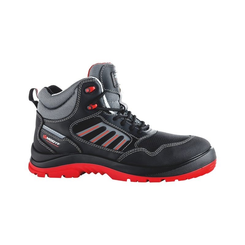 Sport Plus S3 FLEXITEC<SUP>®</SUP> ESD safety boots - BOOT SPORT PLUS S3 WIDTH 10 BLACK 42