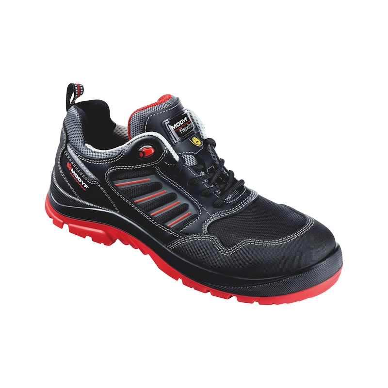 Sport Plus S3 FLEXITEC<SUP>®</SUP> safety shoes - SHOE SPORT PLUS S3 BLACK 38