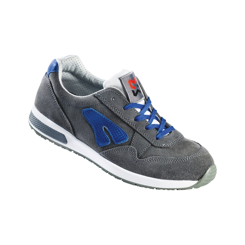 Jogger S1 safety shoes - SHOE JOGGER S1 GREY/BLUE 36