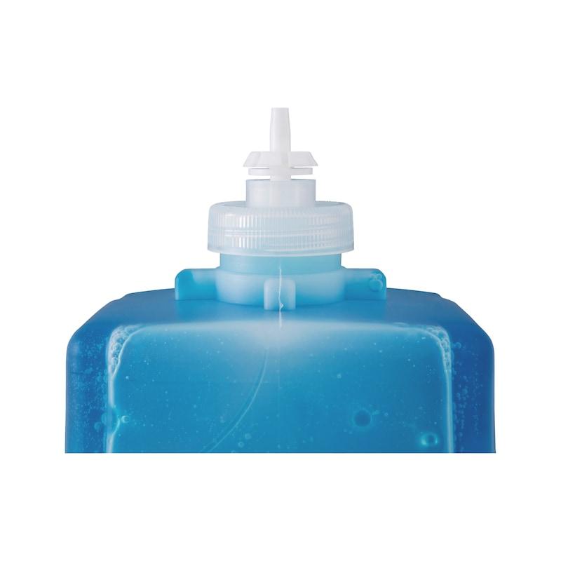 Wasch- und Duschgel - WASH/DUSCHGEL-BLAU-1500ML