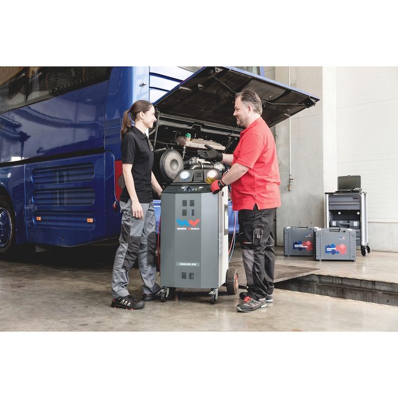 Klimaservicegerät NFZ COOLIUS<SUP>® </SUP>A30 BUS - KLIMASERVGER-COOLIUSA30-WWWS