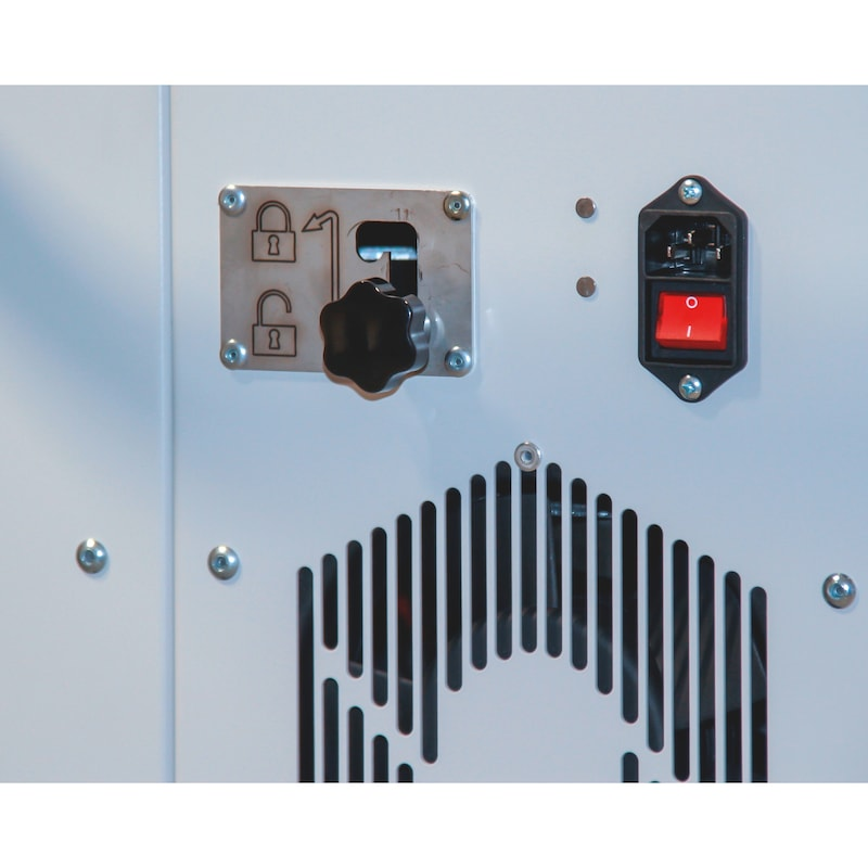 Station de recharge de climatisation mono-gaz R134a Coolius A50 - 5