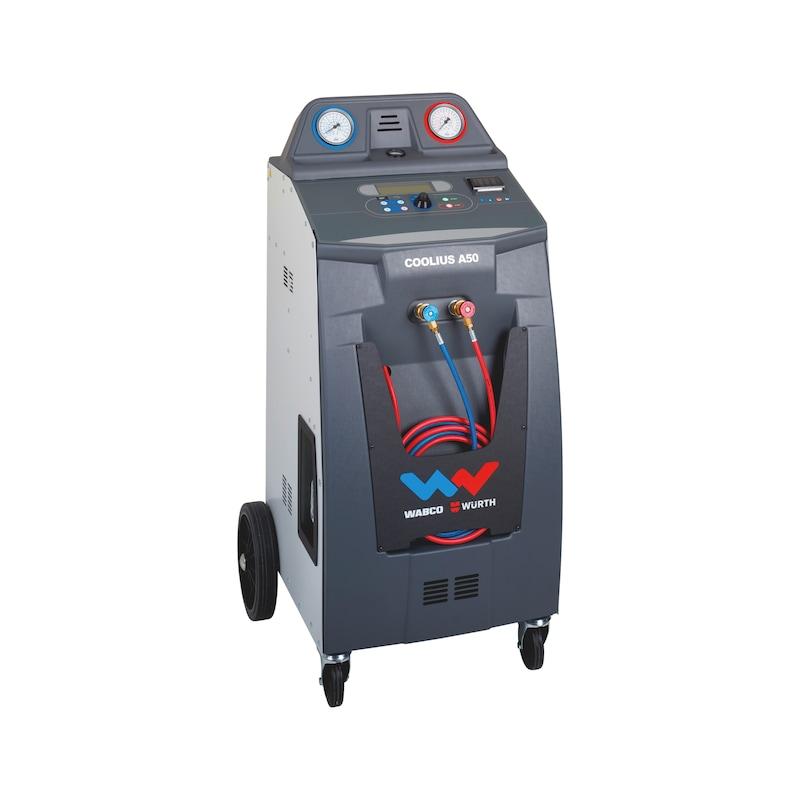 Station de recharge de climatisation mono-gaz R134a Coolius A50 - 1