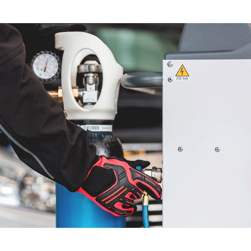 Station de recharge de climatisation mono-gaz R134a Coolius A50 - 7
