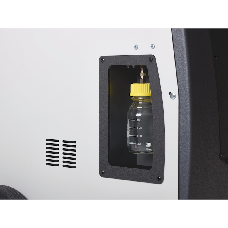 Station de recharge de climatisation mono-gaz R134a Coolius A50 - 4