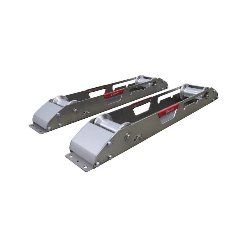Dévidage de rails WS900 - 1