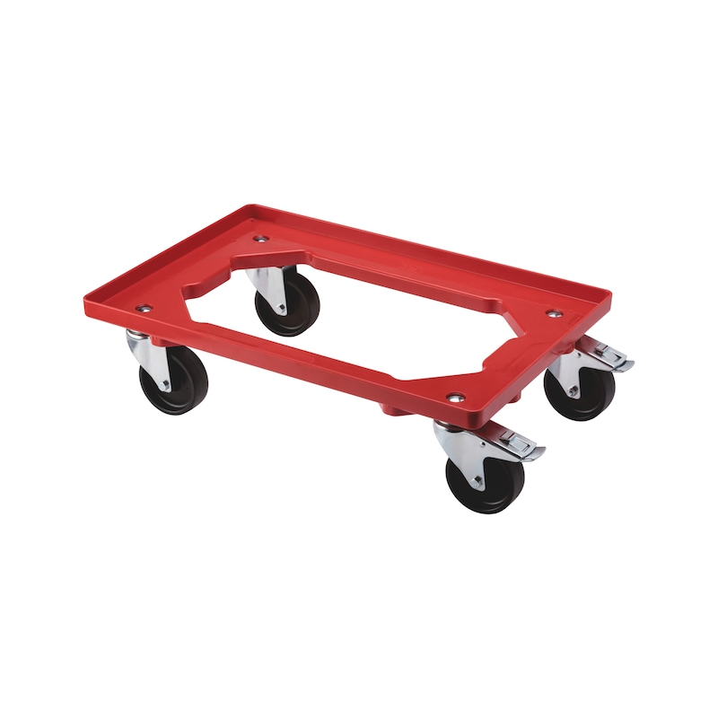 Trolley for Euro containers - 1