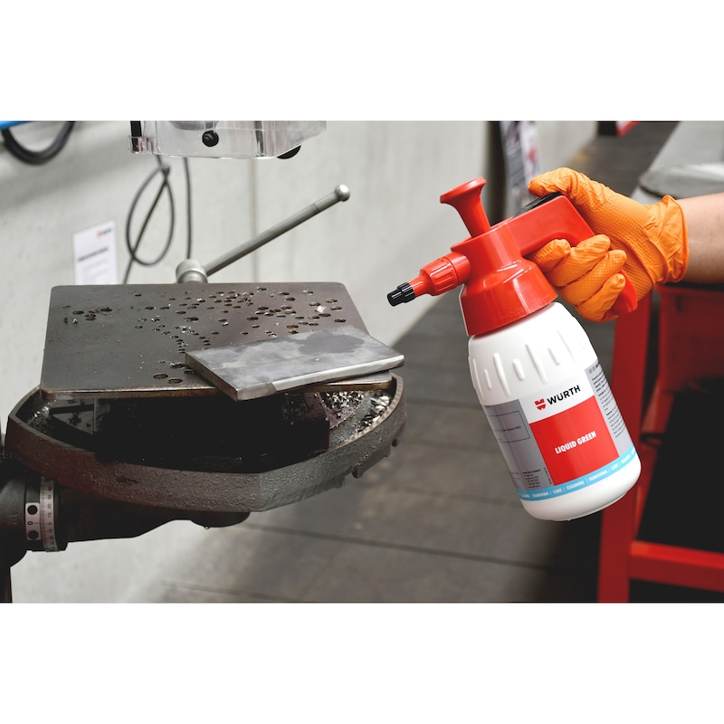 Product-specific pump spray bottle Unfilled - PMPSPRBTL-EMPTY-UNICLNR-1000ML