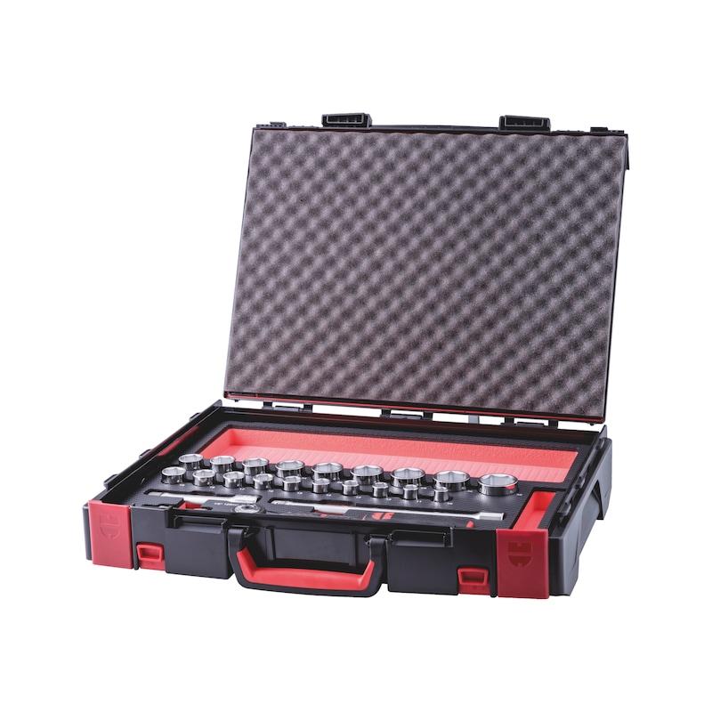 Noppenschaum für ORSY System-Koffer - 2