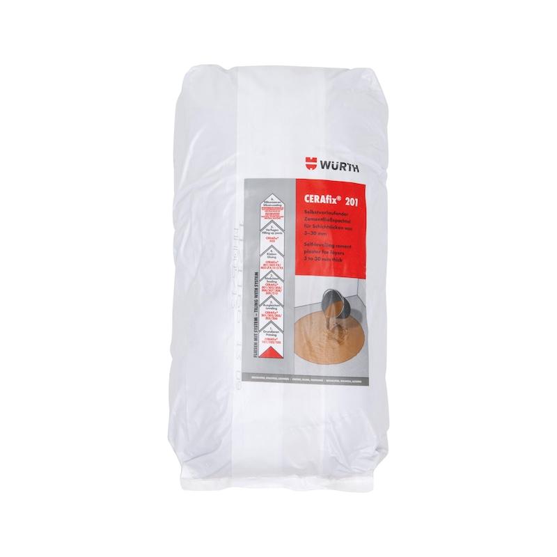 Bodenausgleichsmasse CERAfix<SUP>®</SUP> 201 - 1
