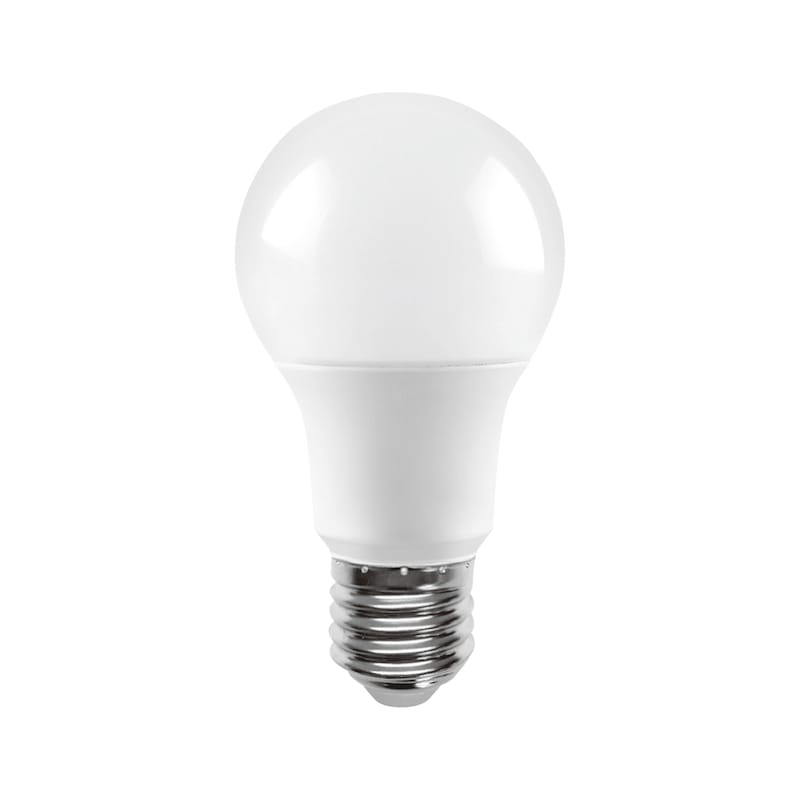 Ampoule LED E27 standard, sans variation d'intensité