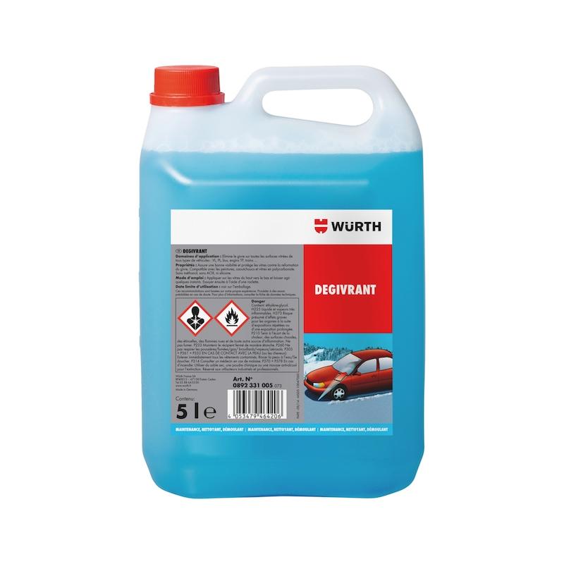 Spray super dégivrant - DEGIVRANT 5L