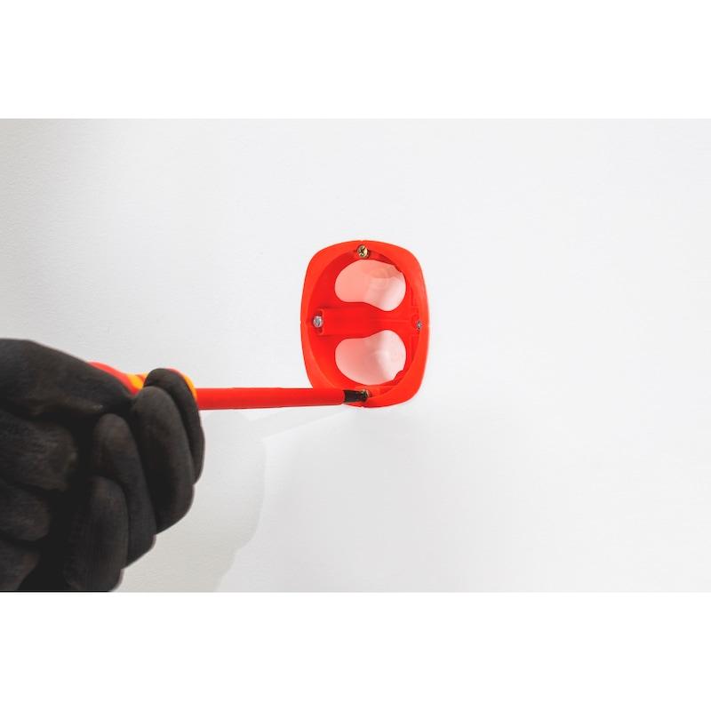 Boîte d'encastrement multimatériaux étanche à l'air V4  - 4