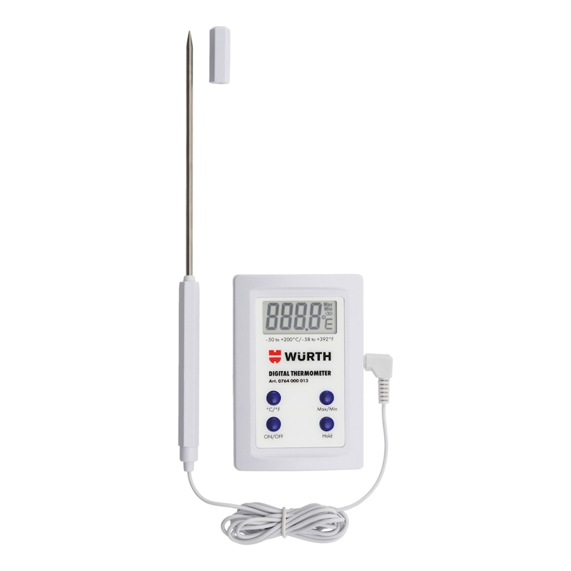 LED-Digitalthermometer - 3