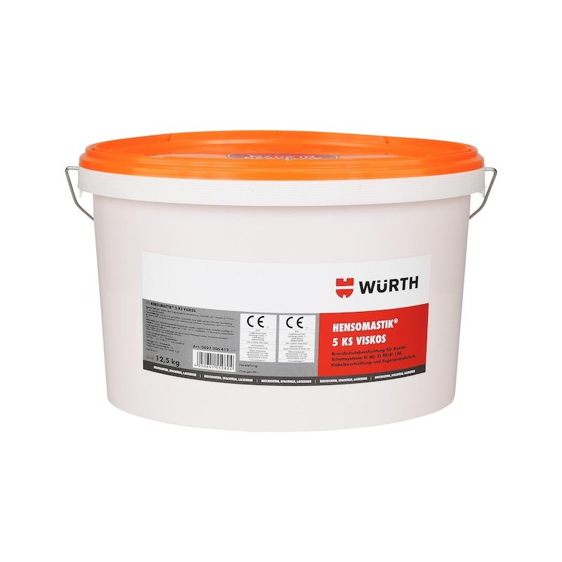 Brandschutzbeschichtung 5 KS viskos - BSBESHICHT-(VISKOS)-12,5KG