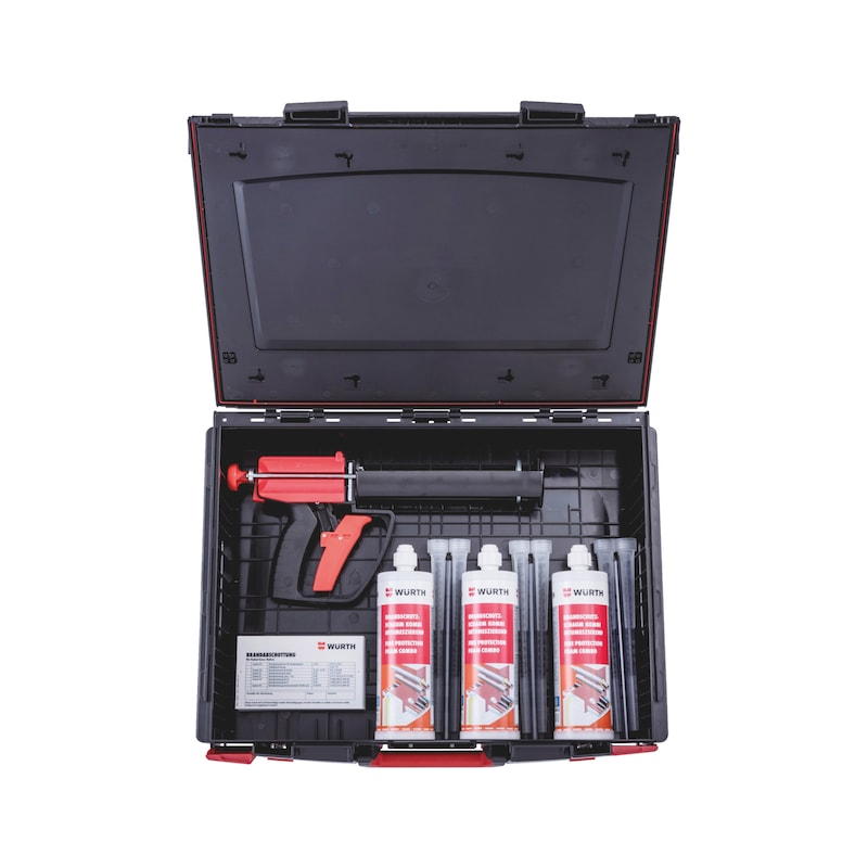 Fire protection foam Combination - 6