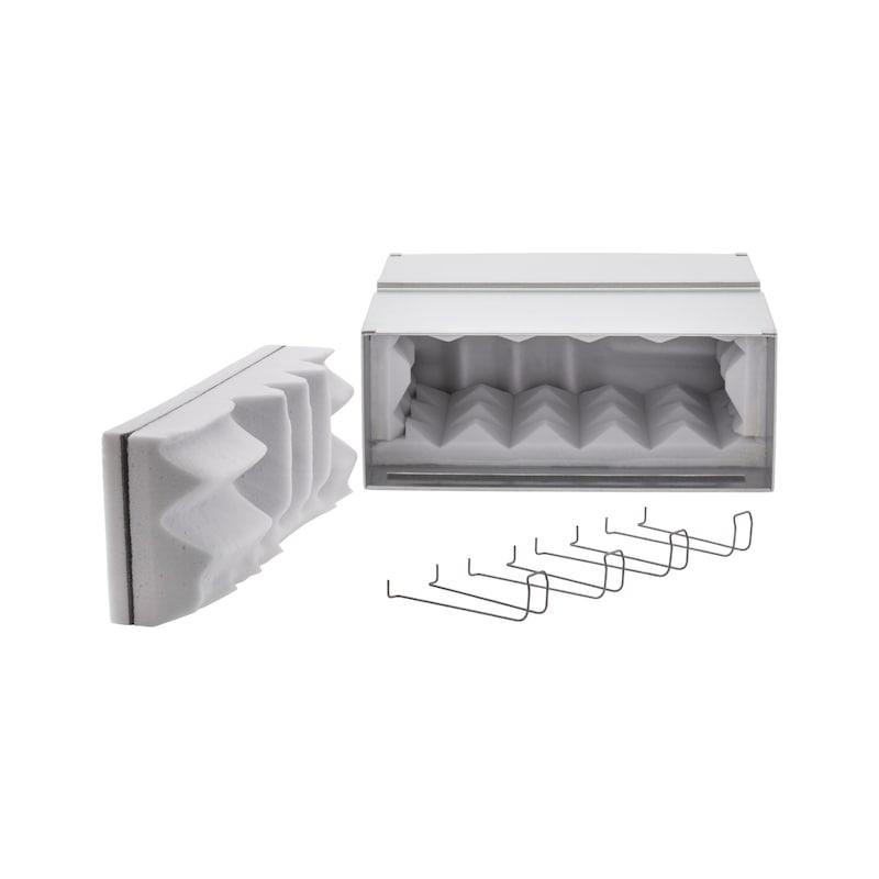 Schallschutz-Kabelbox ohne Brandschutz - 1