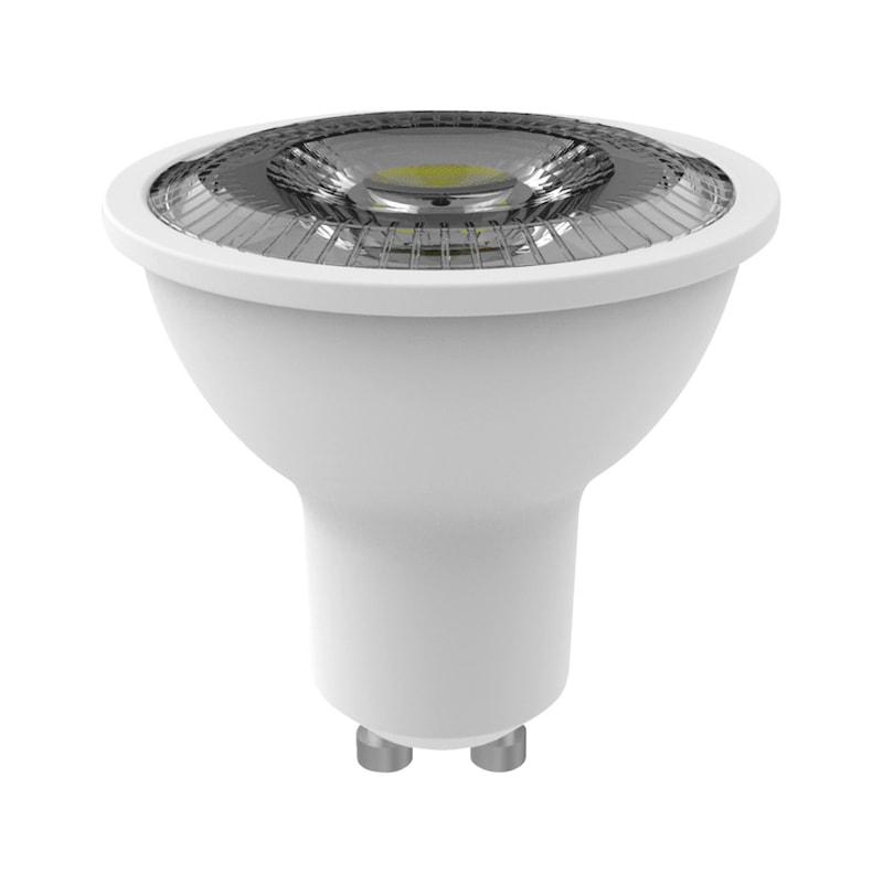 Ampoule LED,  GU10, sans variation d'intensité  - LAMP LED GU10 6W 2700K 420LM