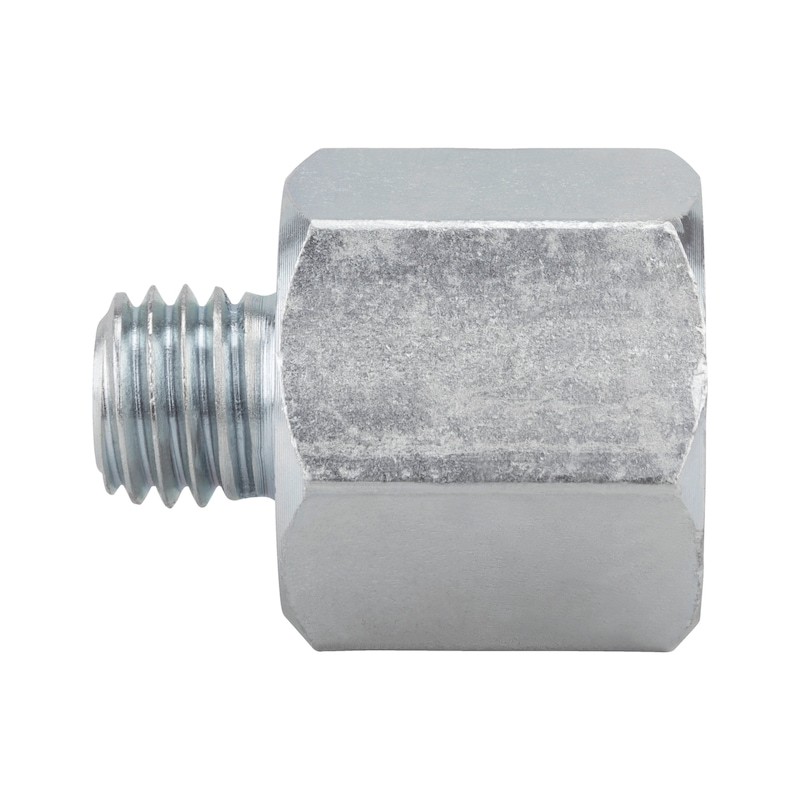 Verloopnippel - ADAPTER M8 - M6  SW13