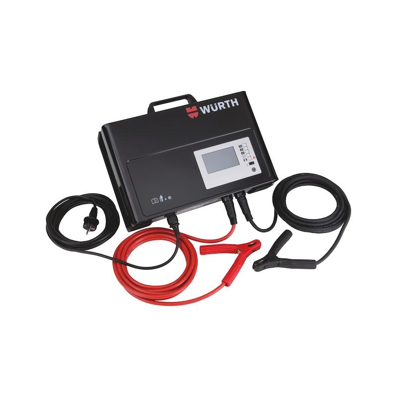 Batterieladegerät 12/24V - 120A, 20 - 1500 Ah - 1
