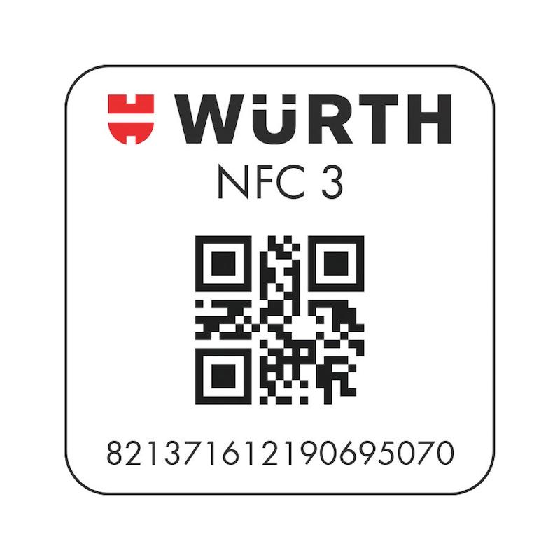ORSY<SUP>®</SUP>online Etikett NFC