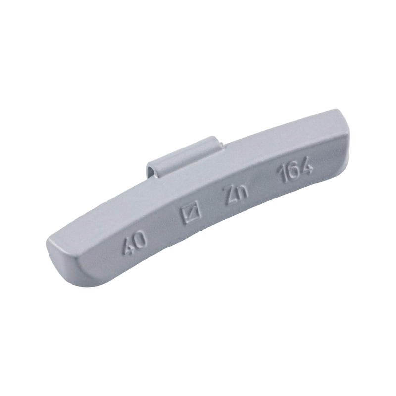 Zink-Schlaggewicht für Transit Typ 164 - 2