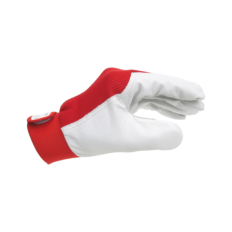 Protective glove Protect - PROTGLOV-LEATH-PROTECT-SZ9