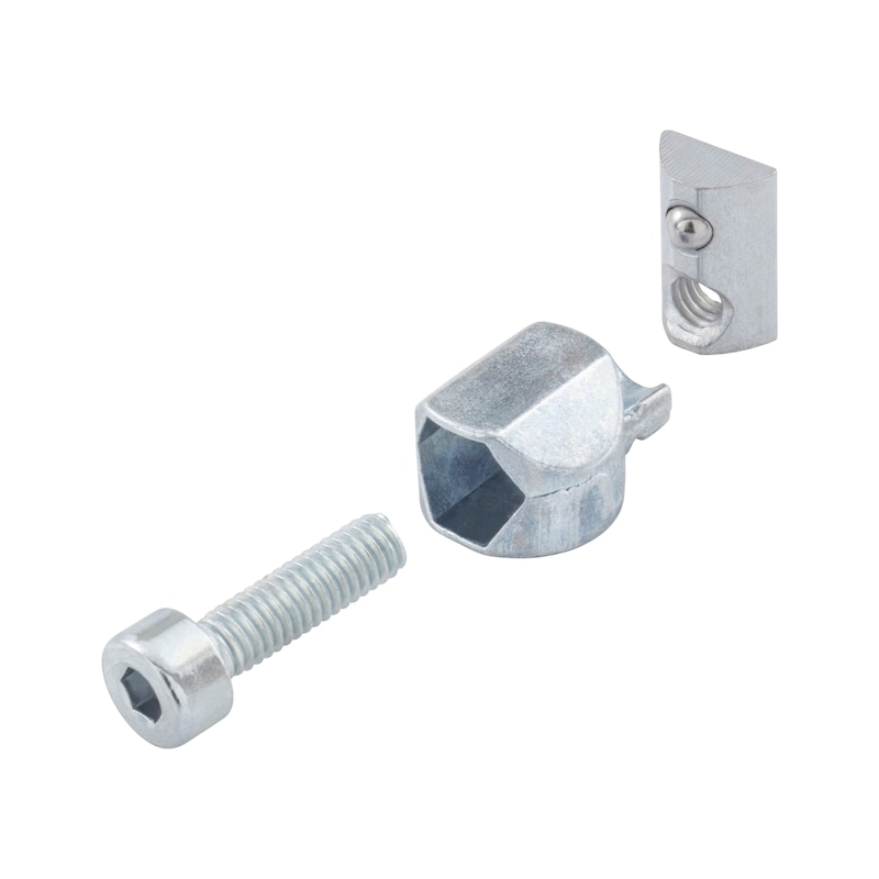 Profil Stoßverbinder Uni Set - 1