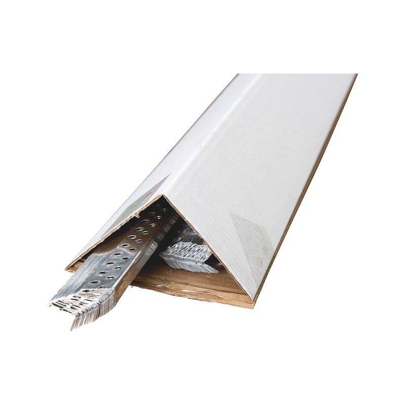 Profilo terminale in alluminio - 2