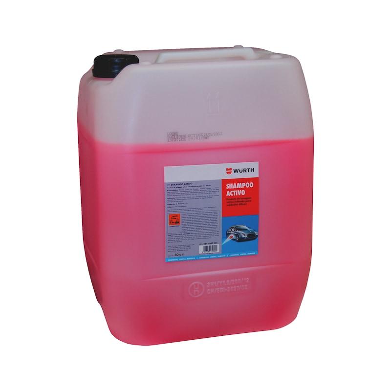 Shampoo activo - SHAMPOO ACTIVO LAVAGEM AUTO 30L