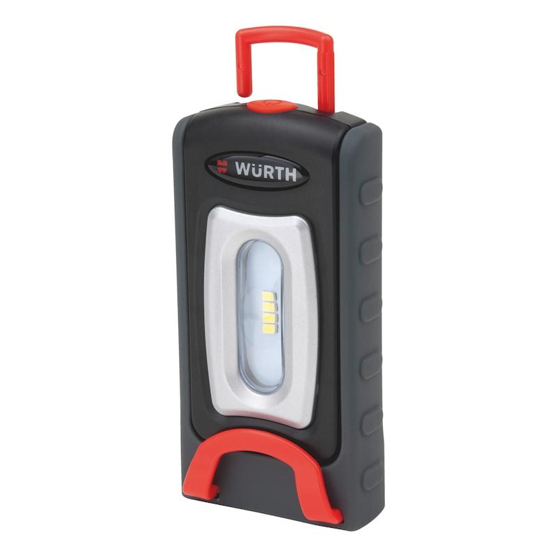 Akkus LED kézilámpa, WLH 1 Premium - AKKUS-LED-LÁMPA-WLH1-PRÉMIUM-EU