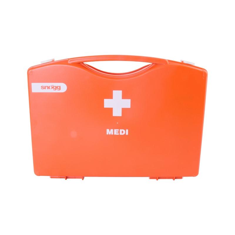 Førstehjælpskasse, stor - FØRSTEHJÆLPSKASSE STOR