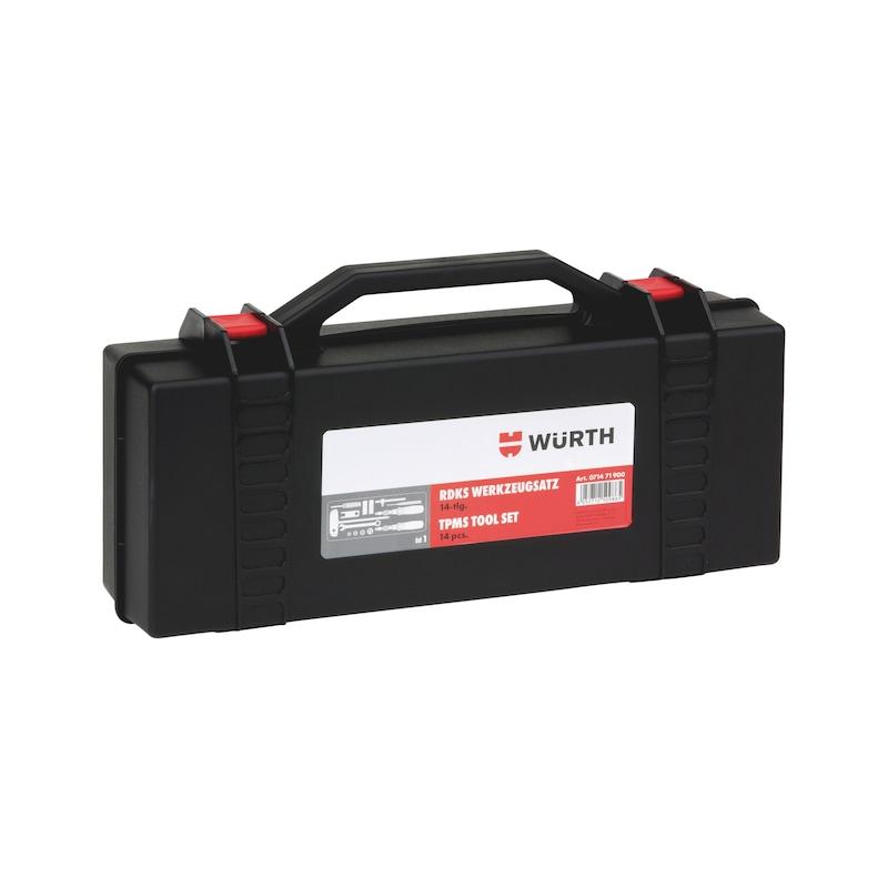 Reifendruck-Kontrollsystem Werkzeugsatz - 8