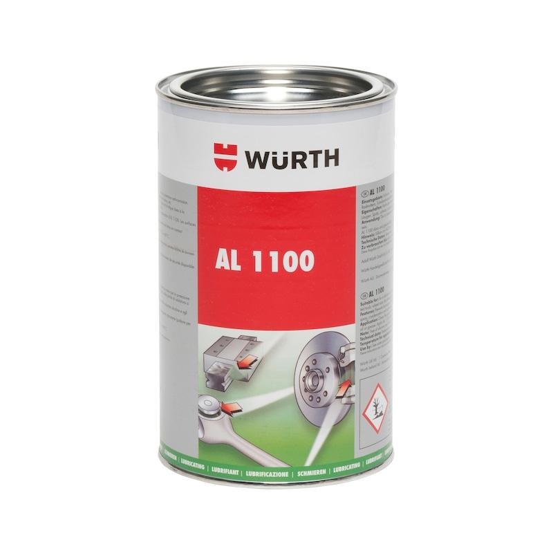 Alüminyum- bakır macunu AL 1100 - ALUMİNYUM VE BAKIR İÇER.GRES(AL 1100) 1K