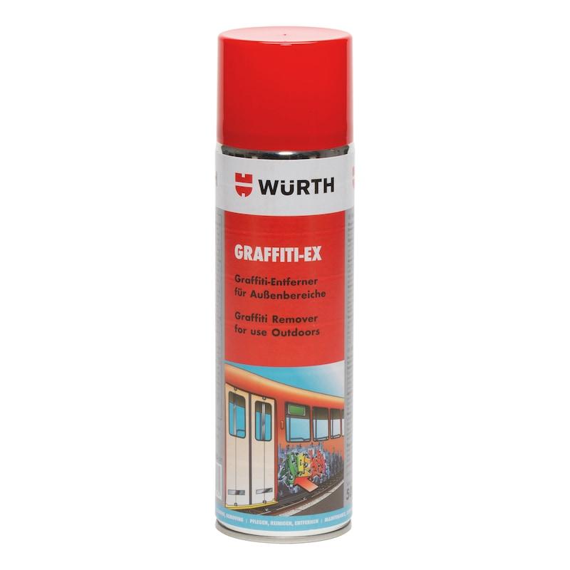 Rimuovi graffiti Graffiti-EX, per esterni - 1
