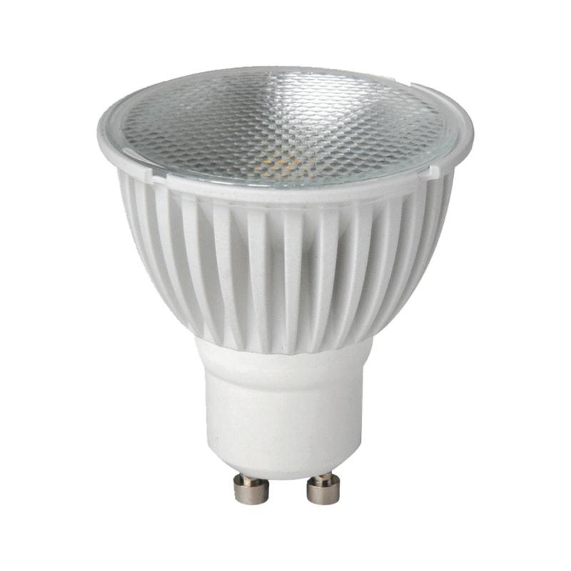 Ampoule LED,  GU10, sans variation d'intensité
