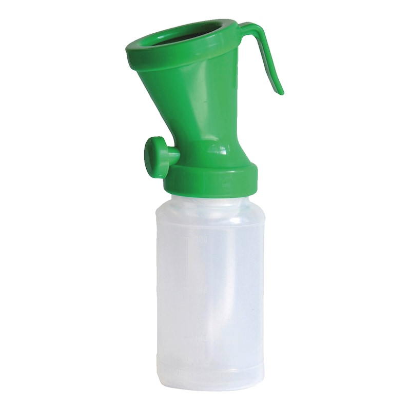 Dippbecher grün für Euterdesinfektion