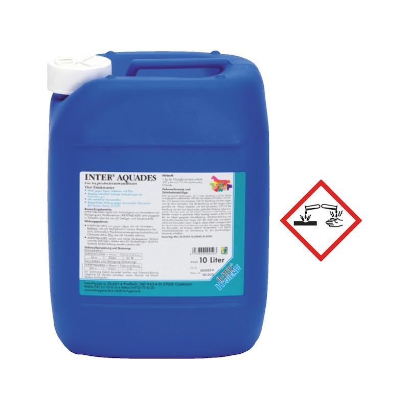 Desinfektionsmittel Interaquades<SUP>®</SUP> - 1